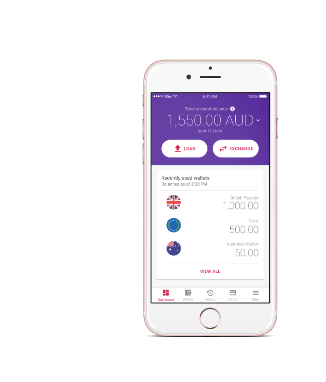 Velocity Global Wallet – Travel The World With Convenience